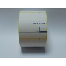 CAS Scale Labels Thermal 58mm x 60mm 12 Rolls