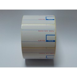 CAS Scale Labels Thermal 58mm x 40mm 20 Rolls