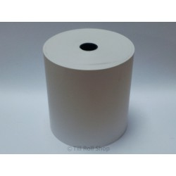 80mm x 80mm ( 80 x 80 ) mm Thermal Till Rolls Box of 20 Rolls ( 80x80mm 80x80 )
