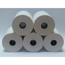 57x50 mm ( 57 x 50 ) Thermal Till Rolls - Box of 20