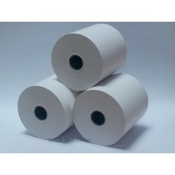 57x57 ( 57 x 57 ) Thermal Till Cash Register Rolls Box of 20 - Epos PDQ Printer