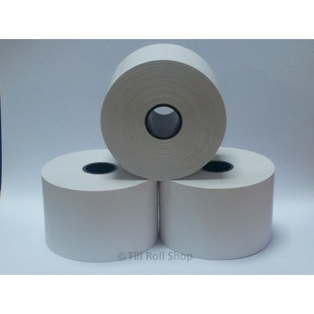 44x80 ( 44 x 80 )mm Thermal Till Rolls Box of 20 Rolls