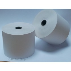 60x70 ( 60 x 70 ) mm Thermal Till Rolls Box of 20 Rolls