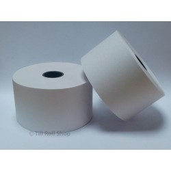 44x80 ( 44 x 80 )mm A-Grade Till Rolls Box of 40 Rolls
