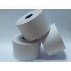 44x80 ( 44 x 70 )mm A-Grade Till Rolls Box of 40 Rolls