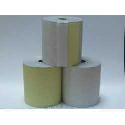57x55 (57 x 55) 2 Ply Action Rolls - Box of 20 rolls