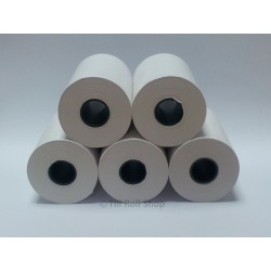 Barclays Ingenico 7700 5100 Aqua PDQ Thermal Rolls 57x40 ( 57 x 40 ) Chip & Pin