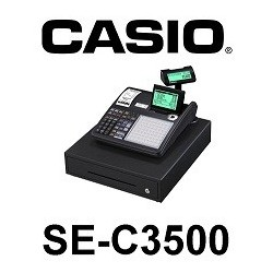 Casio SE C3500 Cash Register